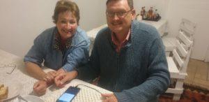 10. Evert en Susie Kleynhans, Potchefstroom